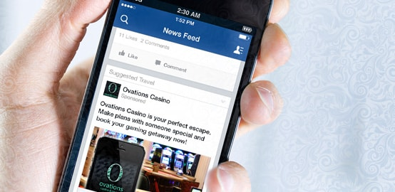 5 Facebook Mobile Advertising Tips for Casinos