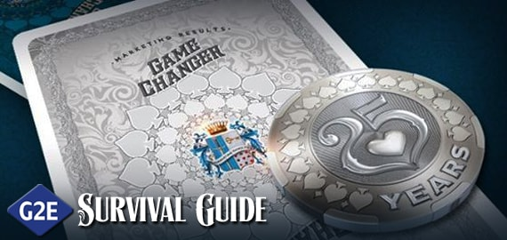 Global Gaming Expo G2E 2013 Survival Guide