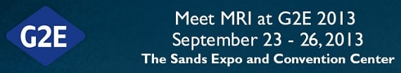 Meet with Marketing Results at G2E 2013