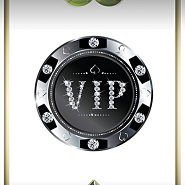 VIP Gaming Chip
